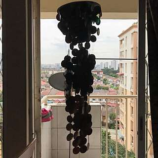 Capiz Shells Wind Chime