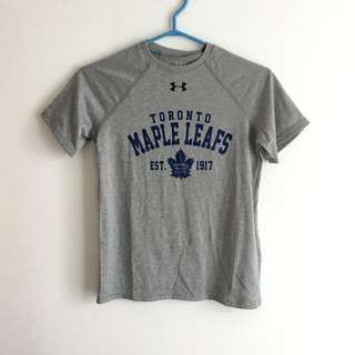 Youth Under Armour Toronto Maple Leafs Tee