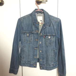 Levi's denim Jacket Size XS Women's