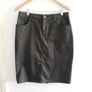 Free Shipping Midi Cargo Skirt