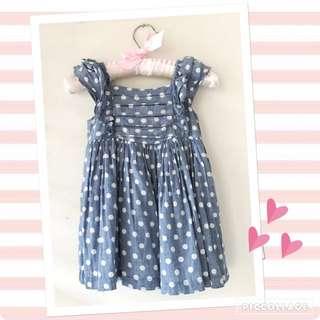 Polkadot Dress (mothercare)
