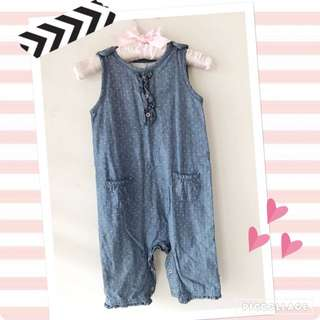 Jeans Overall ( Mothercare)