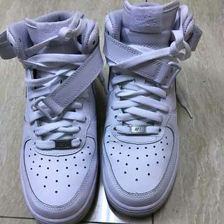 Nike Air Force One 高筒