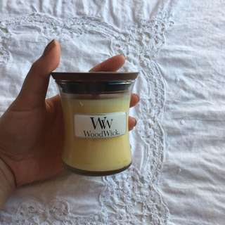 WoodWick New Candle