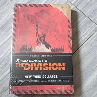 Tom Clancy The Division In New York Collapse Brand New In Shrink Wrap