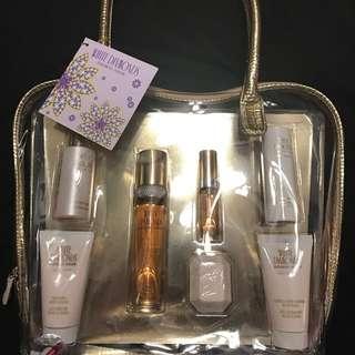 White Diamonds Perfume Set