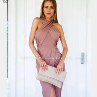 Sz 8 Midi Dress - **Brand New**