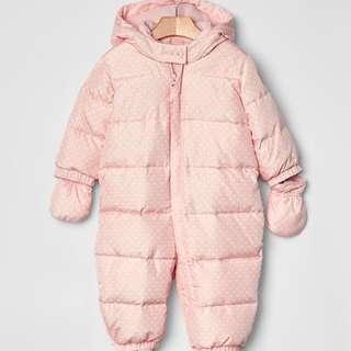 Baby Girl Snow Suit - Baby Gap