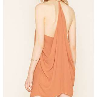 Forever 21 Contemporary Y Back Dress