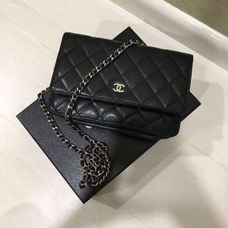 Chanel WOC 16 Series Lambskin