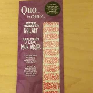 Quo Nail Art