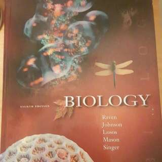 Biology Textbook 8th Edition