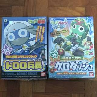 Keroro Gunsou Model Kit Gundam