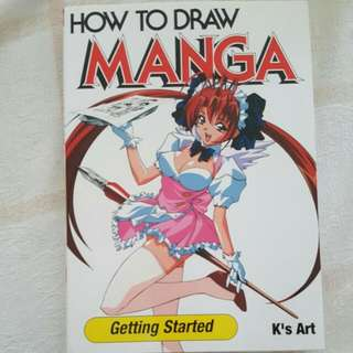 How To Draw Manga - Getting Started