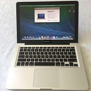 MacBook Pro, 13 Inch