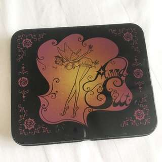 Anna Sui Palette- Eye Color Collection MD IV