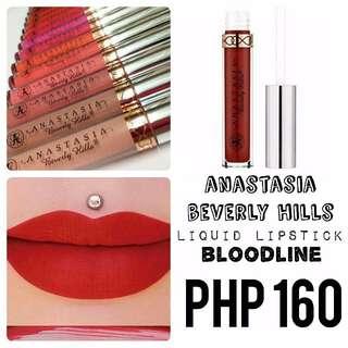 Liquid Lipstick | Anastasia Beverly Hills | Bloodline