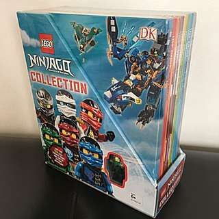 LEGO Ninjago Collection (10 Books)