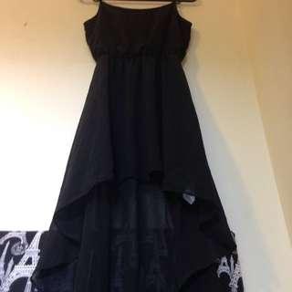 Black Angel Dress