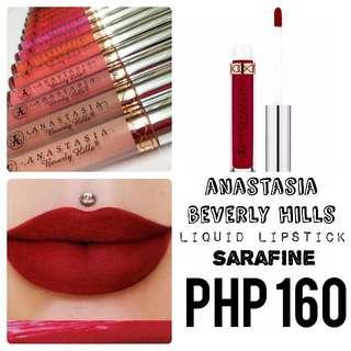 Liquid Lipstick | Anastasia Beverly Hills | Sarafine