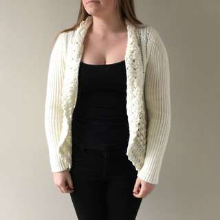 Knitted Jacket Size Small