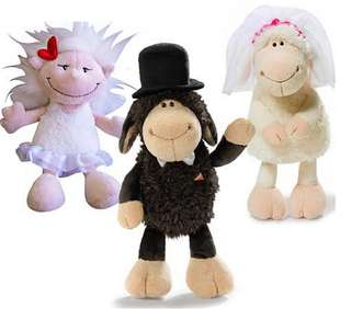 Wedding Plush Toy