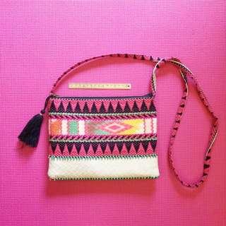 Woman Secret 印度手工做側包包