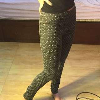 Polkadot H&M Pants