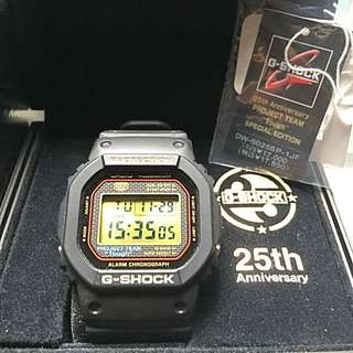 Casio DW5025SP Special Edition Project Team Tough