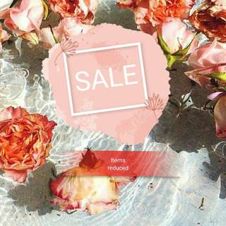 Further Reductions To Prices