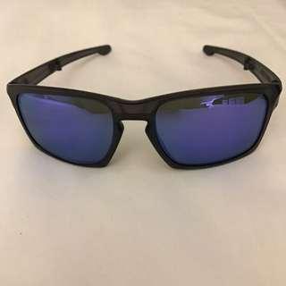 Oakley MPH Silver F Polarized Sunglass
