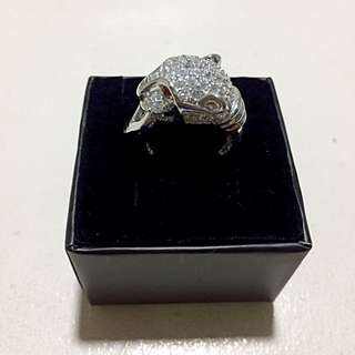 Cartier Inspired ring