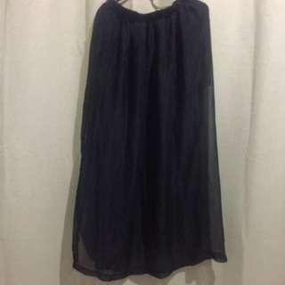 Zara Long/Mini Skirt