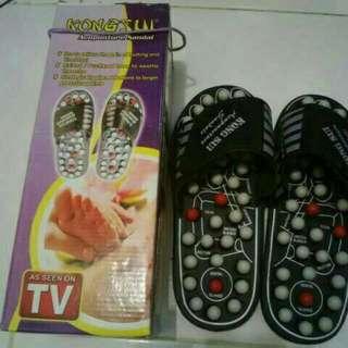 Sandal Kesehatan Akupuntur Kongsui / Sandal Refleksi Kaki