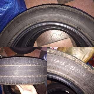 Used Tyre Tayar Goodyear 15