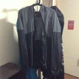Panel Spray Jacket