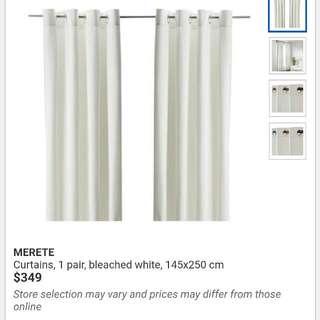Ikea Curtain