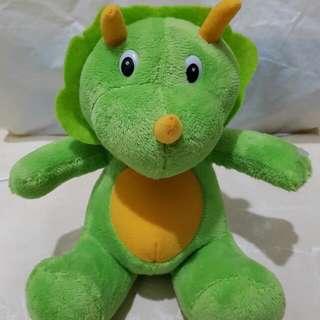 Boneka Dinosaurus
