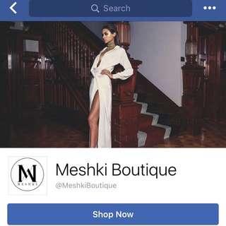 Meshki Boutique Voucher