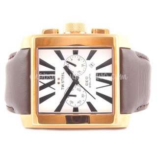 TW Steel CEO Goliath 42 MM Watch CE3009