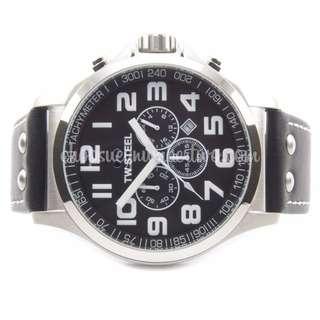 TW Steel Pilot 48 MM Oversized Watch TW413