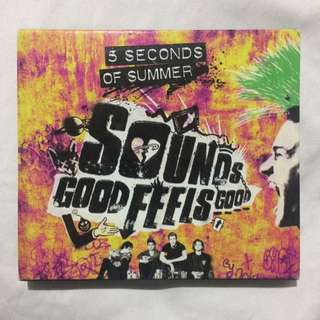 Sounds Good Feels Good by 5SOS (5 Seconds of Summer)