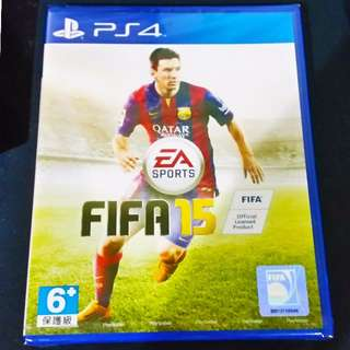 FIFA 15 PS4 Brand New and Sealed