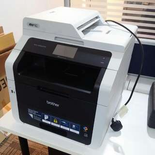 Small Office Printer + Free Toner