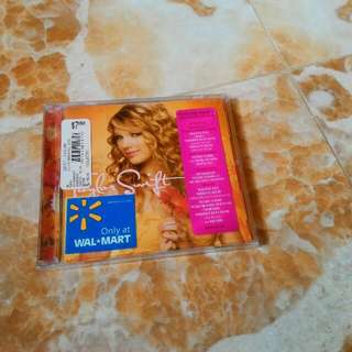 Taylor Swift - Beautiful Eyes (US - Walmart Variant)