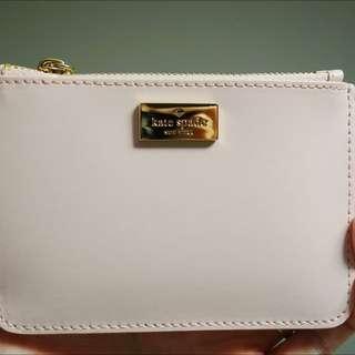 Pink Kate spade wallet/card holder