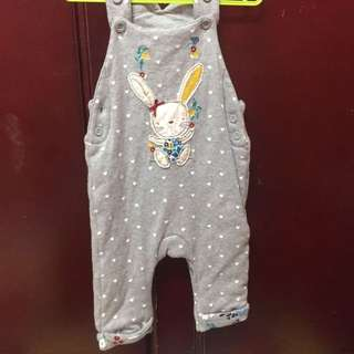 Mothercare Dungaree Overall