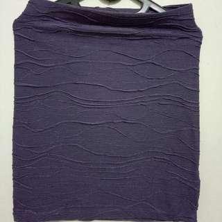 New>>> Skirt Purple H&M