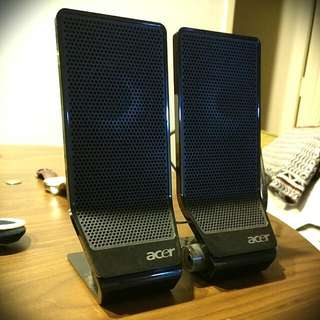 Used - Acer Speakers