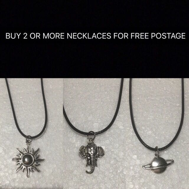 $5 HAND MADE NECKLACES